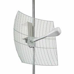 Антенны и усилители сигнала - KNA21-1700/2700 BOX - параболическая MIMO…, 0
