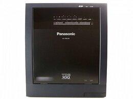 Оборудование для АТС - Panasonic KX-TDE100 - цифровая IP АТС с блоком…, 0