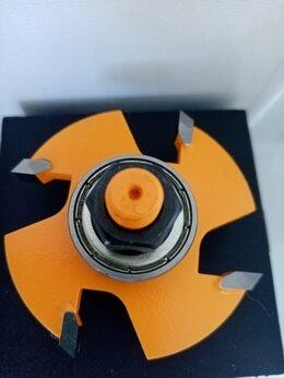 Для фрезеров - Фреза кромочная фальцевая Ф50.8x6мм, хв12 Энкор…, 0