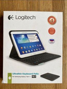 Клавиатуры - Клавиатура Logitech Ultrathin Keyboard Folio для…, 0