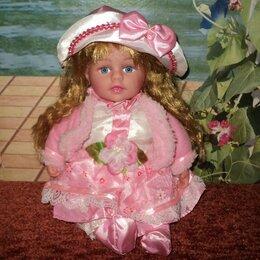 Куклы и пупсы - Кукла говорящая, 0