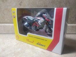 Модели - Модель мотоцикла Shell Ducati Hypermotard SP 1:18, 0