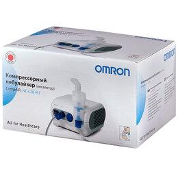 Приборы и аксессуары - Ингалятор (небулайзер) Omron compair NE-C28-RU, 0