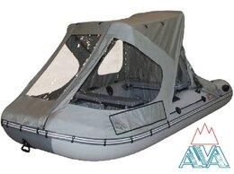 Аксессуары и комплектующие - Тент-трансформер ходовой для лодок пвх от 3.5 до…, 0