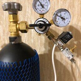 Оборудование для аквариумов и террариумов - Система CO2 с ЭМК 4/5 литра, 0