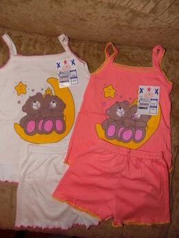 Домашняя одежда - Пижама для девочки. Новая. 122 рост., 0