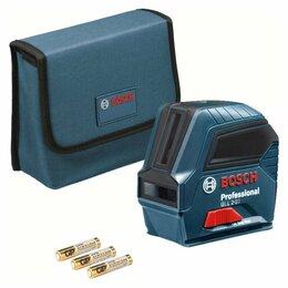 Измерительные инструменты и приборы - Лазерный уровень самовыравнивающийся bosch GLL 2-1, 0