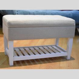 Банкетки и скамьи - Банкетка с ящиком новая, 0