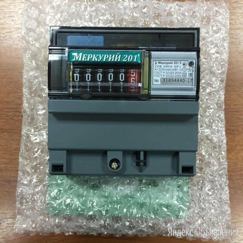 Электросчетчики Меркурий *-% по цене 10000₽ - Счётчики электроэнергии, фото 0