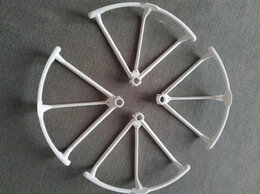 Квадрокоптеры - Защита винтов квадрокоптера от Hubsan x4 h502s, 0
