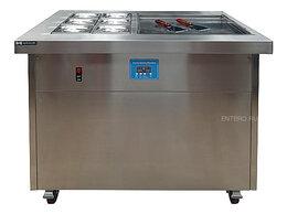 Прочее оборудование - Фризер для жареного мороженого Hurakan…, 0
