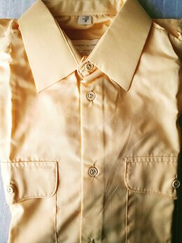 Рубашки - Рубашка кремовая ВМФ, 0