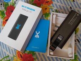 3G,4G, LTE и ADSL модемы - Yota 4G USB модем + WI-Fi, 0