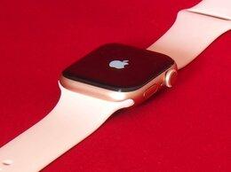 Умные часы и браслеты - Apple Watch SE 44mm Gold (гарантия, чек), 0