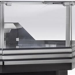 Холодильные витрины - Витрина холодильная Veneto Quadro IС 45 (внутр.угол), 0