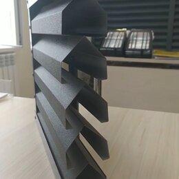 Заборы, ворота и элементы - Забор жалюзи текстур чёрный , 0