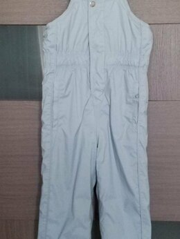 Полукомбинезоны и брюки - Демисезон полукомбинезон р.7-122 см Poivre blanc…, 0