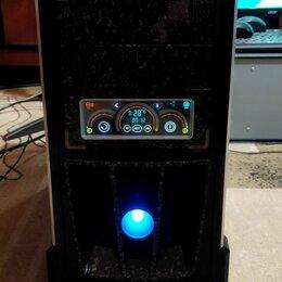 Настольные компьютеры - Системный блок AirTone GF-7225B Black, 0
