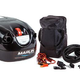Аксессуары и комплектующие - Электрический насос Marlin GP-80S для лодок ПВХ со склада, 0