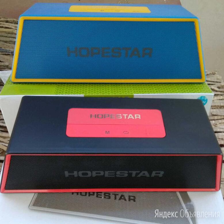 Портативная Bluetooth колонка Hopestar H28 по цене 1600₽ - Портативная акустика, фото 0