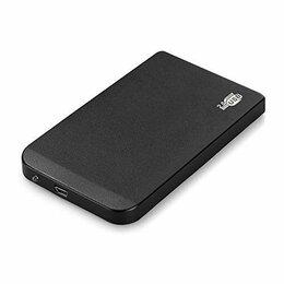 Внешние жесткие диски и SSD - Внешний USB бокс для HDD Орбита DH-23, 0
