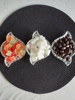 Блюда и салатники - Розетки  хрустальные 12 штук, 0