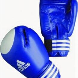 Боксерские перчатки - Перчатки боксерские ADIDAS с белой выделенной частью, 0