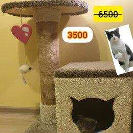 Когтеточки и комплексы  - Когтеточка и домик для кошки, 0