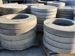 Железобетонные изделия - Крышка бетонная ПП 10.1 для септика, 0