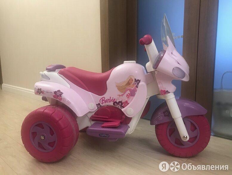 Электромобиль мотоцикл Peg-Perego  по цене 3900₽ - Электромобили, фото 0