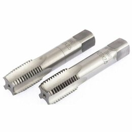 Плашки и метчики - Метчик ручной М16х2 Сибртех (комплект 2шт), 0