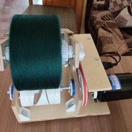 Вязальные машины - Электрическая моталка на втулку, 0