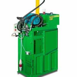 Пресс-станки - Вертикальный пакетировочный пресс для отходов PRESSMAX™ 504, 0