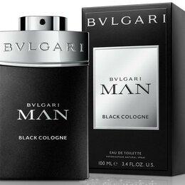 Парфюмерия - BLACK COLOGNE BVLGARI MAN 100 ML, 0