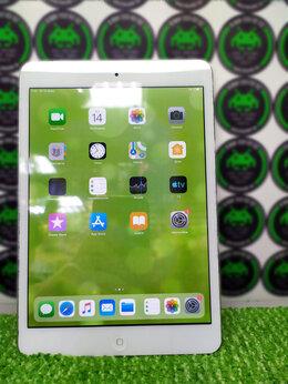 Планшеты - iPad mini 2 16Gb Wi-Fi + Cellular (б/у) Silver, 0