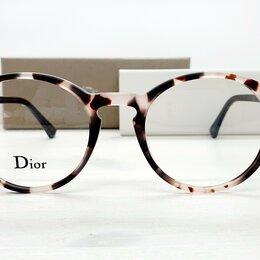 Очки и аксессуары - Круглая оправа для очков женская / 619 очки дисконт, 0