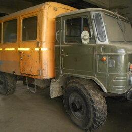 Спецтехника и навесное оборудование - Вахтовый автобус нзас 3964, 0