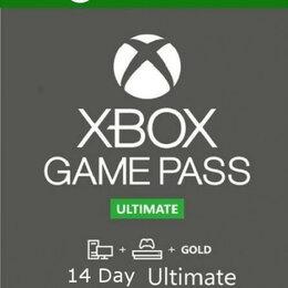 Карты оплаты - Xbox Game Pass Ultimate + EA Play 14 дней +1 месяц, 0
