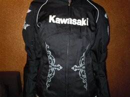 Спортивная защита - Мотокуртка женская Joe Rocket Kawasaki…, 0