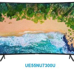 "Телевизоры - 55"" 4K LED Smart TV Samsung UE55NU7300U Экран, 0"