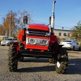 Мини-тракторы - Трактор Русич Т18 Чувашпиллер с гарантией завода, 0