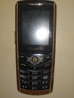 Мобильные телефоны - Samsung E200 Спартак + ЗУ + 2 АКБ, 0