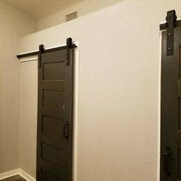 Входные двери - Амбарная дверь, 0