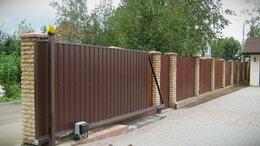 Металлопрокат - Деревянный забор, 0