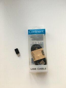 Зарядные устройства и адаптеры - Кабель для зарядки два в одном (Android и iOS), 0