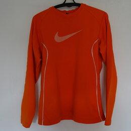 Футболки и майки - Футболка мужская с длинным рукавом Nike, 0