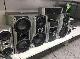 Музыкальные центры,  магнитофоны, магнитолы - Музыкальный центр Panasonic SA-VK825D б/у, 0