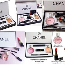 Наборы - Набор Chanel Шанель 5 в 1, 0