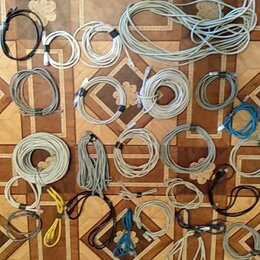 Кабели и разъемы - Патч-Корд UTP (интернет кабель), 0