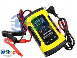 Аккумуляторы и зарядные устройства - Зарядные устр для Авто Акб Foxsur 12V/24V 5 и 8A, 0